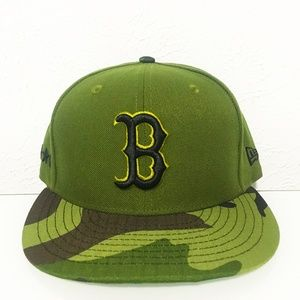 RARE NWOT New Era Boston Red Sox 59Fifty 7 3/8